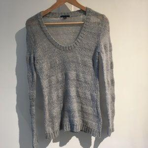 Sisley XS gray sweater